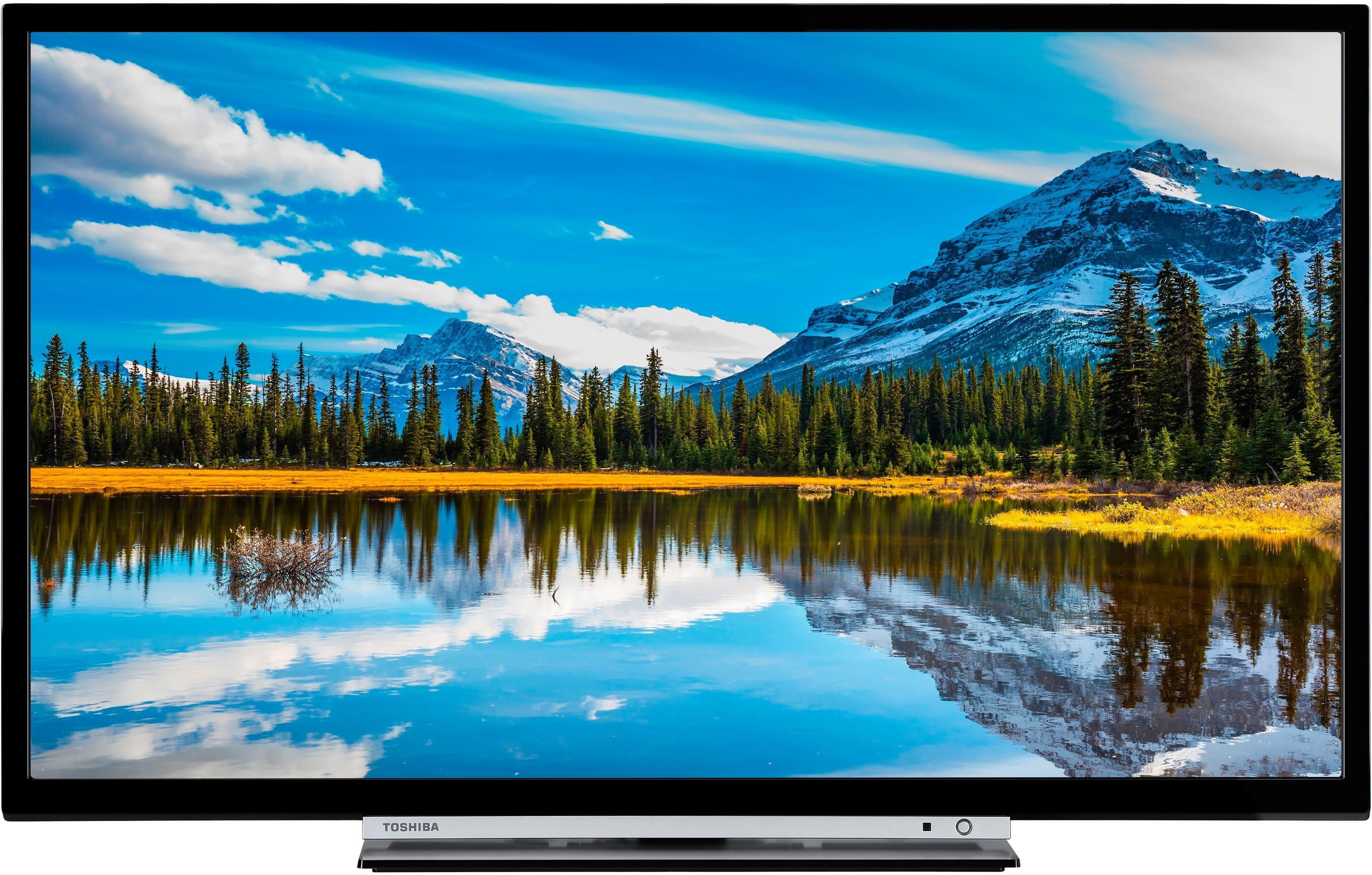 Toshiba 32W3863DA LED-Fernseher (81 cm/32 Zoll, HD-ready, Smart-TV)