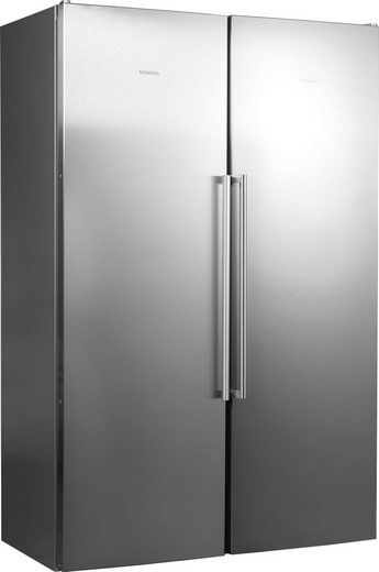 SIEMENS Side-by-Side KA95FPI3P, 186 cm hoch, 120 cm breit