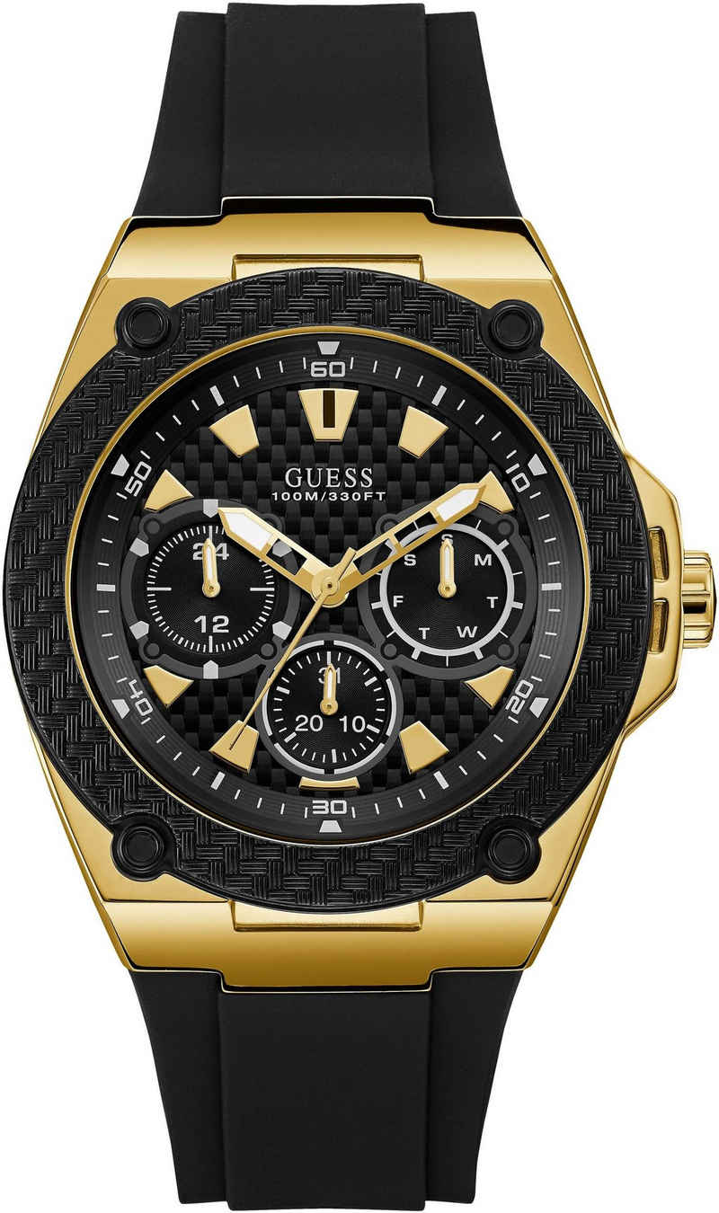 Guess Multifunktionsuhr »LEGACY, W1049G5«