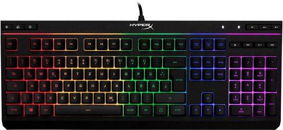HyperX »Alloy Core RGB - Membrane« Gaming-Tastatur