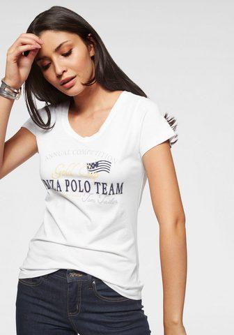 TOM TAILOR POLO TEAM TOM TAILOR Polo marškinėliai Team Pala...
