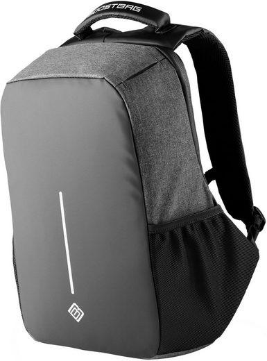 BoostBoxx Notebook-Rucksack »Boostbag Anti Theft«