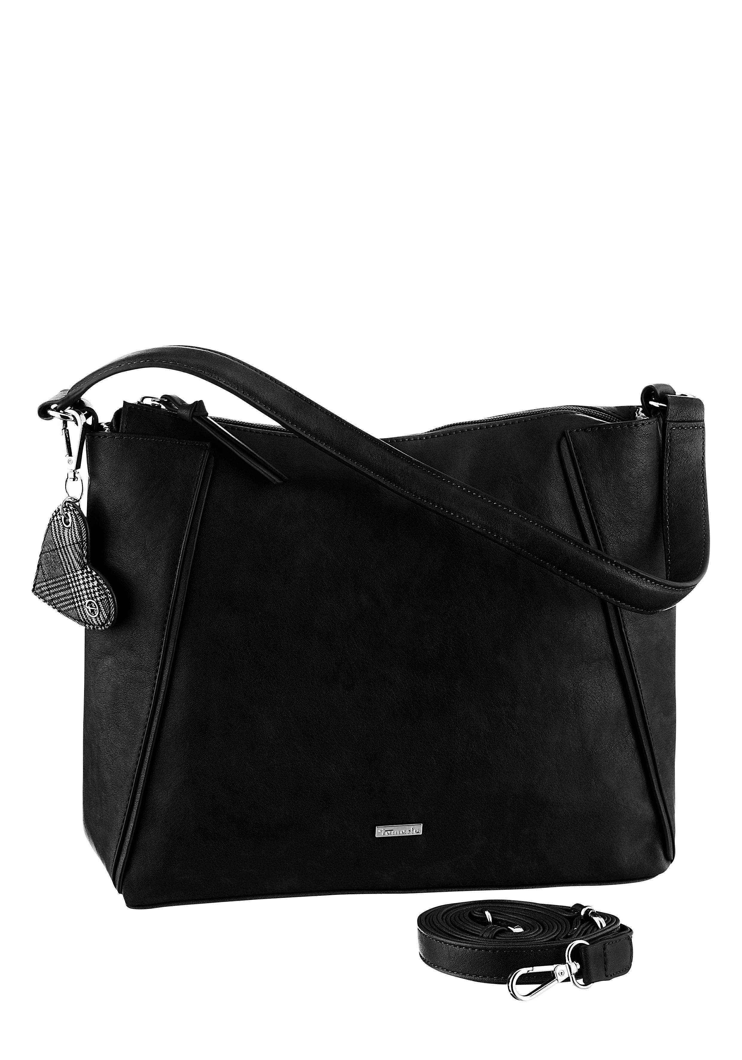 CRICKIT Schultertasche »FLORENCE Crossbody Bag«, Dekorative Reißverschlüsse, Grüner Zipper online kaufen | OTTO