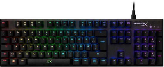 HyperX »Alloy FPS RGB Mechanical« Gaming-Tastatur