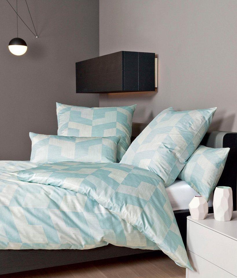 Bettwasche Messina 43088 Janine Mit Grafischem Muster Online Kaufen Otto