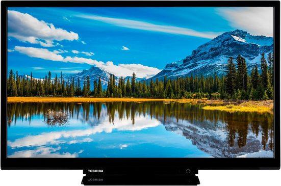 Toshiba 24W2963DA LED-Fernseher (60 cm/24 Zoll, HD ready, Smart-TV)