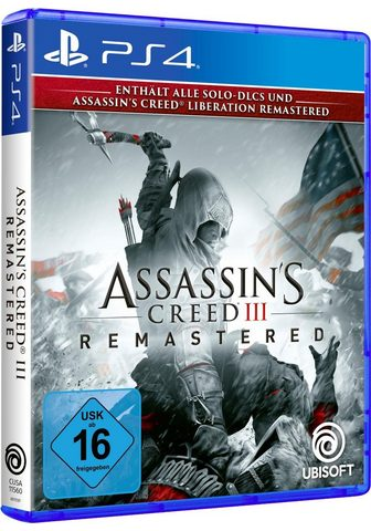 UBISOFT Assassin's Creed 3 Remastered PlayStat...