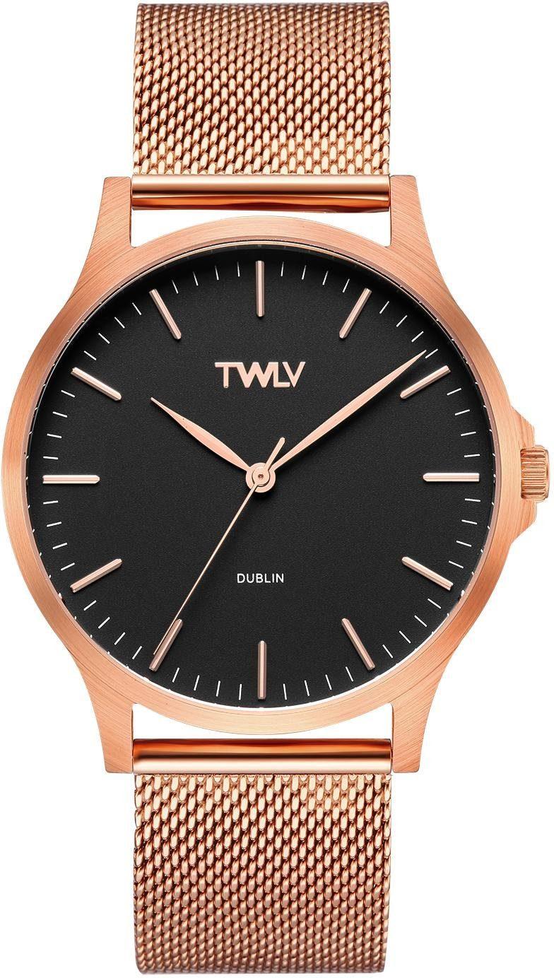 TWLV Quarzuhr »Mr. Argue, TW4607«