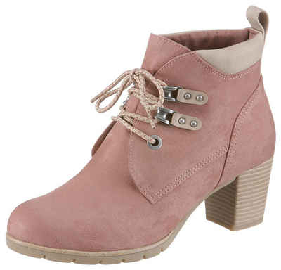 marktfähig klar in Sicht exklusive Schuhe Stiefeletten in rosa & pink online kaufen | OTTO