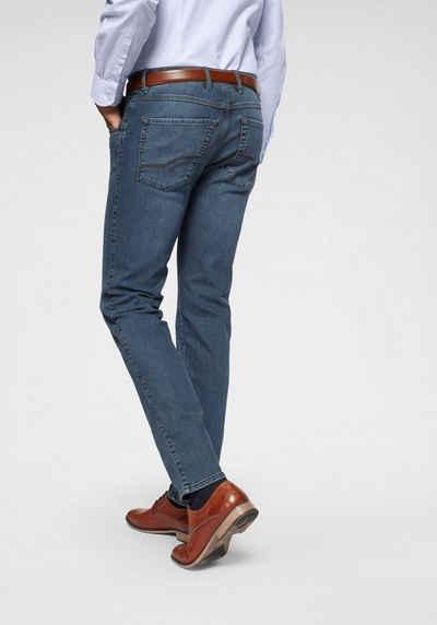 bugatti Regular-fit-Jeans »Flexcity« passt sich der Bewegung an