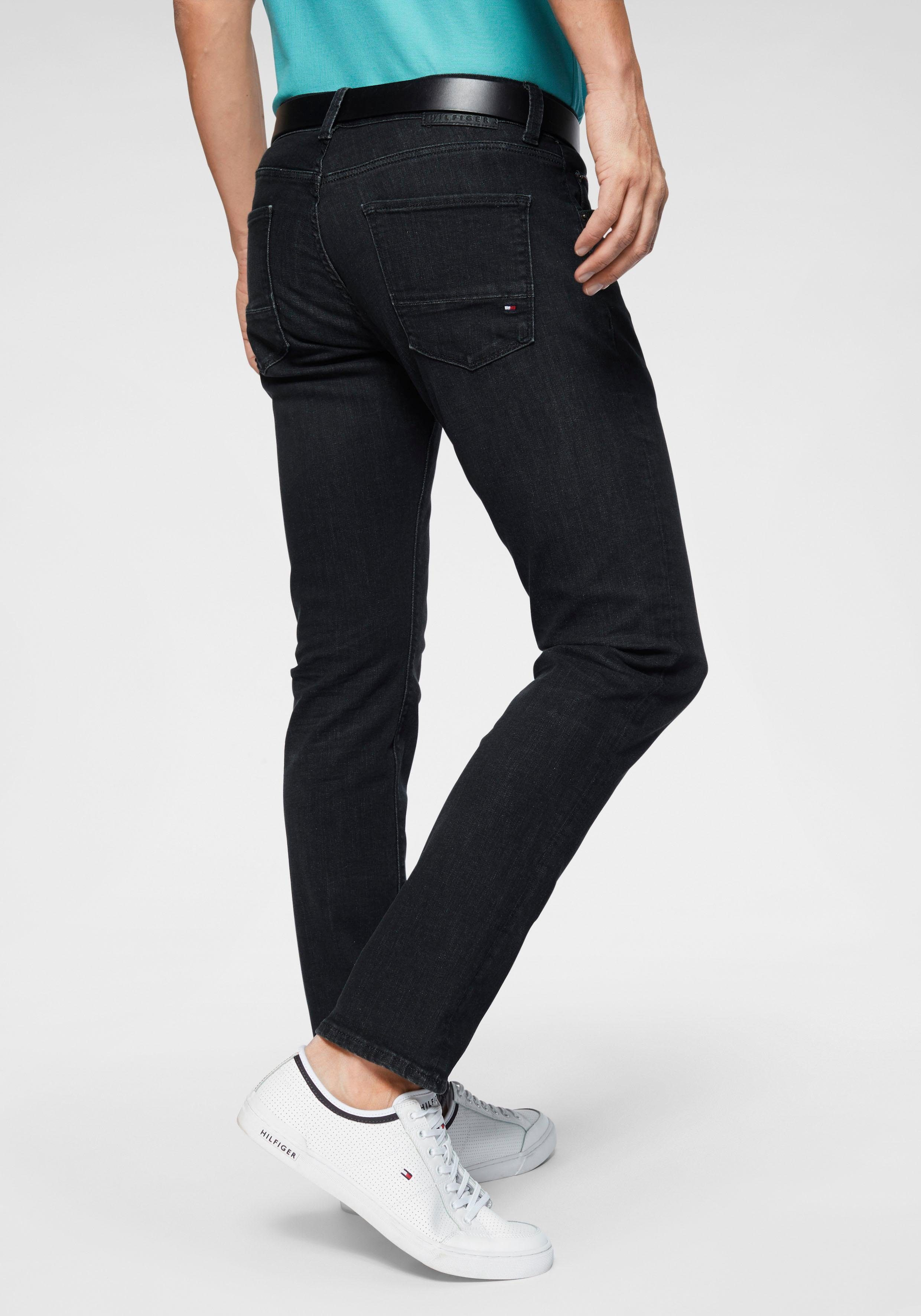 Tommy Hilfiger Jeans »STRAIGHT DENTON PSTR ARIMO BLACK« online kaufen   OTTO