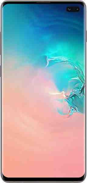Samsung Galaxy S10+ Smartphone (16,35 cm/6,4 Zoll, 512 GB Speicherplatz, 12 MP Kamera)