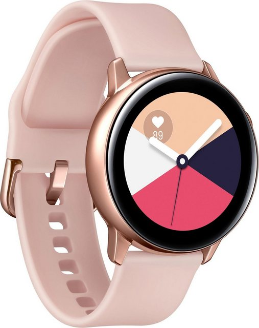 Smartwatches - Samsung Galaxy Active SM R500 Watch (2,8 cm 1,1 Zoll, Tizen OS)  - Onlineshop OTTO