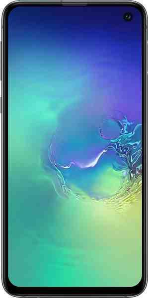 Samsung Galaxy S10e Smartphone (14,61 cm/5,8 Zoll, 128 GB Speicherplatz, 12 MP Kamera)