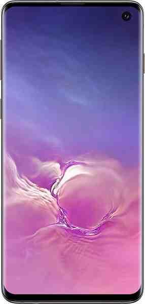 Samsung Galaxy S10 Smartphone (15,51 cm/6,1 Zoll, 128 GB Speicherplatz, 12 MP Kamera)