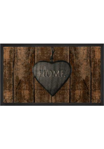 HANSE HOME Durų kilimėlis »Shabby Home« rechtecki...