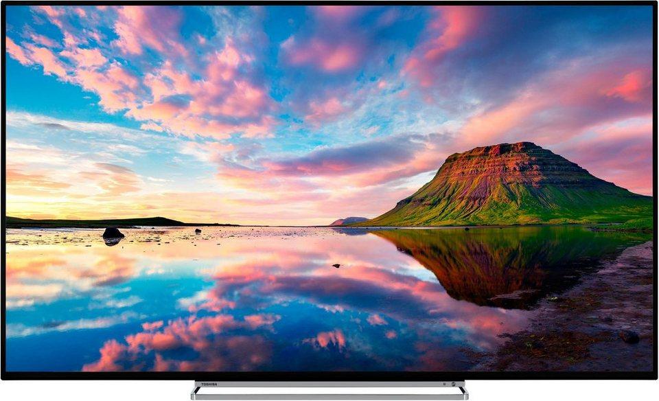 Toshiba 55U5863DA LED-Fernseher (140 cm/55 Zoll, 4K Ultra