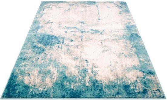 Teppich »Inspiration 7690«, Carpet City, rechteckig, Höhe 11 mm