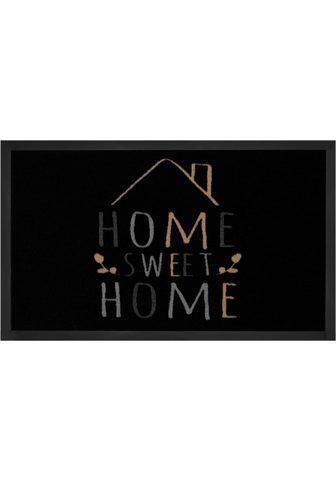 HANSE HOME Durų kilimėlis »Sweet Home 2« rechteck...
