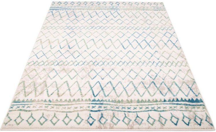 Teppich »Inspiration 7547«, Carpet City, rechteckig, Höhe 11 mm