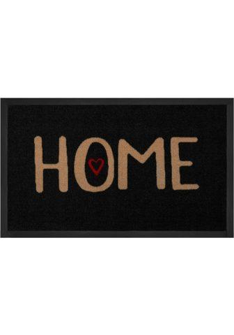 HANSE HOME Durų kilimėlis »Lovely Home« rechtecki...