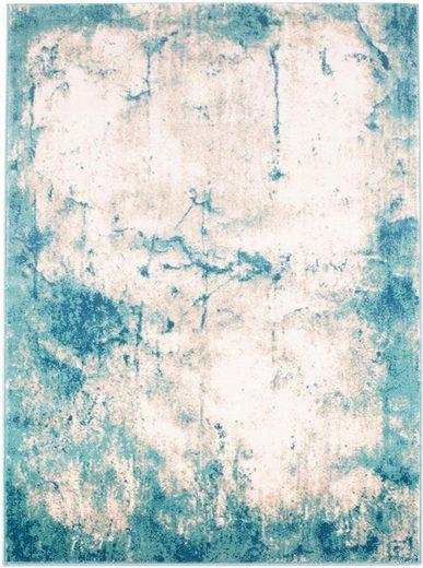 Teppich »Inspiration 7690«  Carpet City  rechteckig  Höhe 11 mm