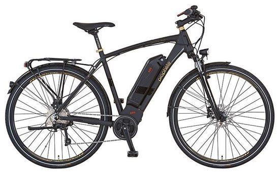 Prophete E-Bike »eSport«, Shimano Deore Schaltwerk, Kettenschaltung, Mittelmotor 250 W