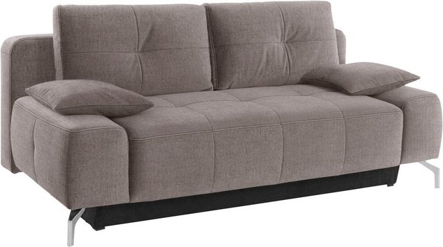 Sofas - Mr. Couch Schlafsofa »Newton«, Nachhaltigkeit, Exklusivkollektion  - Onlineshop OTTO