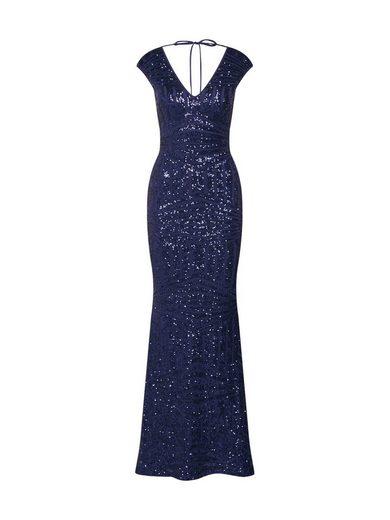LIPSY Abendkleid »WS NVY AO SQN MAXI«