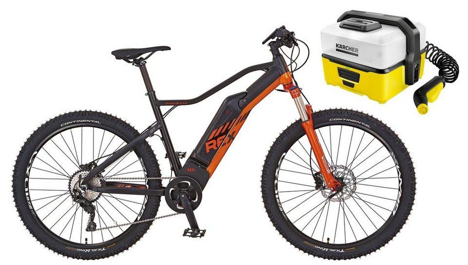 rex bike e bike graveler e9 8 kettenschaltung. Black Bedroom Furniture Sets. Home Design Ideas