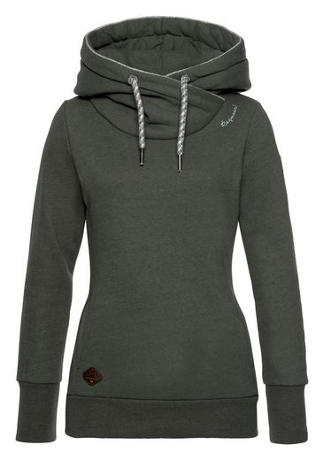 Bunter »gripy Bold« Kapuzensweatshirt Ragwear Kordel Mit wvq7qz4