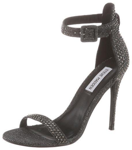 STEVE MADDEN »Mischa« High-Heel-Sandalette mit schmalen Riemchen
