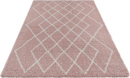 Teppich »Touch«, MINT RUGS, rechteckig, Höhe 35 mm, besonders weich durch Microfaser, Wohnzimmer