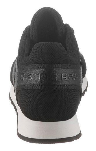 G Sneaker« Weißer Sohle Schwarz »calow Raw Sneaker Mit Kräftiger star 7gbfyIvYm6