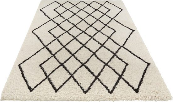 Teppich »Touch«, MINT RUGS, rechteckig, Höhe 35 mm, besonders weich durch Microfaser