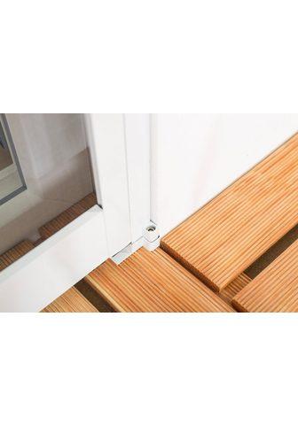 hecht international Insektenschutz-Tür »Master-Slim« Bausa...