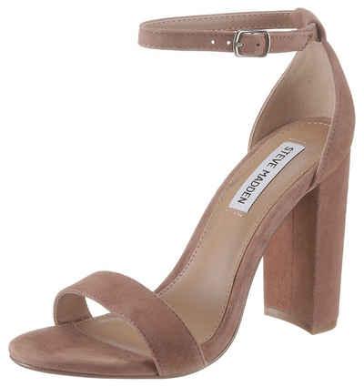 32d33a8918bd85 STEVE MADDEN High-Heel-Sandalette im femininen Design