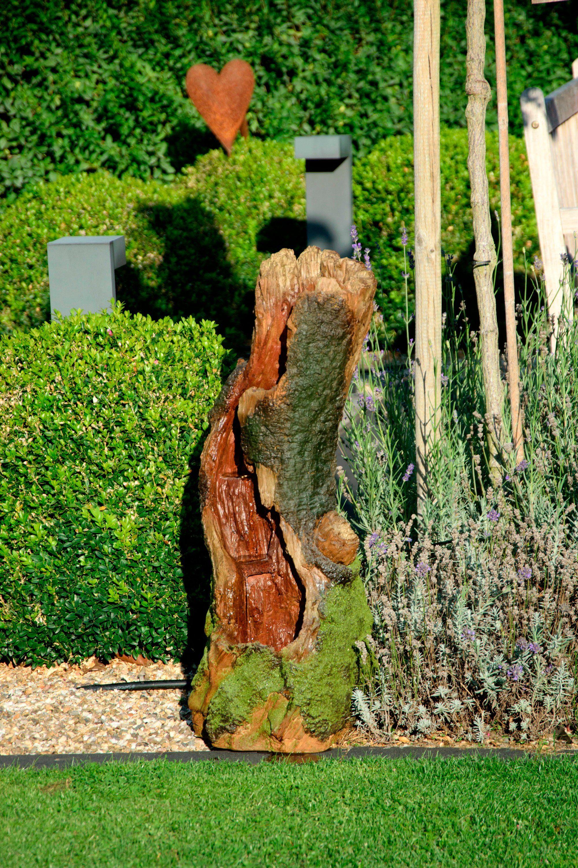 DOBAR Gartenbrunnen BxTxH: ca. 33x28x78 cm