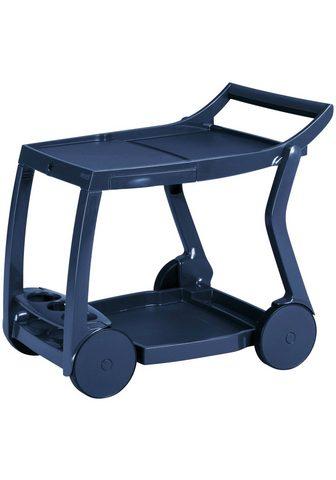 BEST Serviravimo vežimėlis »Galileo« plasti...