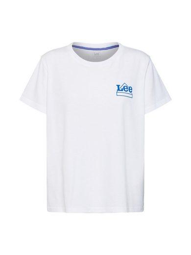 Lee® Rundhalsshirt