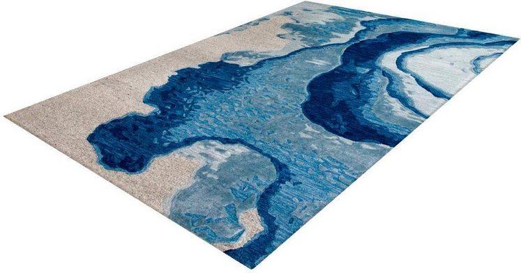 Teppich »Damast 100«, Arte Espina, rechteckig, Höhe 17 mm