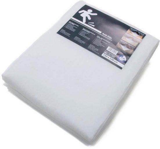 Antirutsch Teppichunterlage »Anti-Slip 100«, LALEE, rechteckig, Höhe 2,5 mm, Rutschunterlage