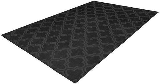 Teppich »Monroe 100«, Arte Espina, rechteckig, Höhe 7 mm, besonders weich durch Microfaser