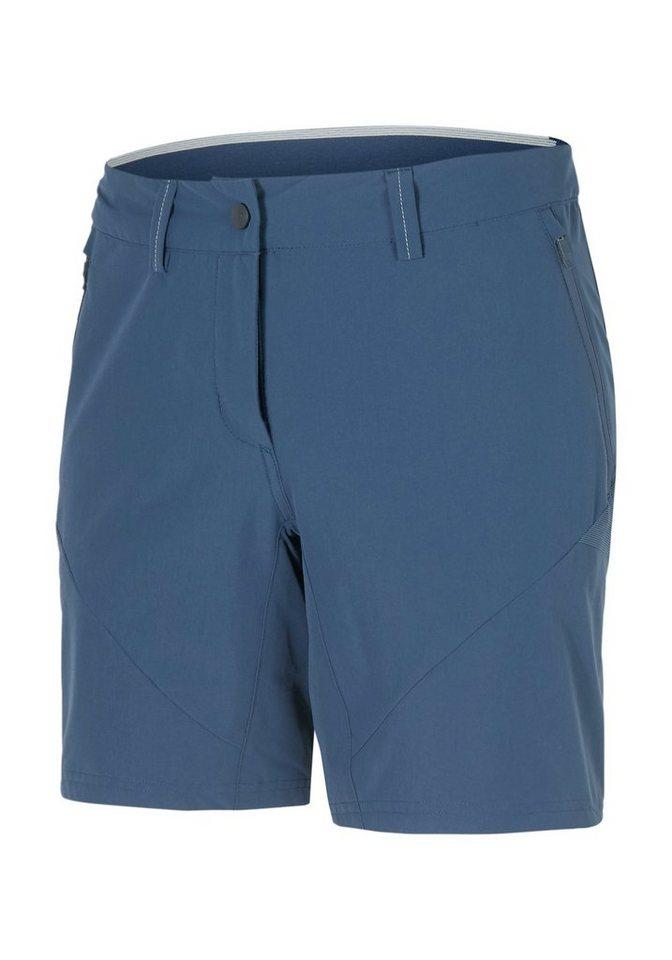Ziener Radhose »EIB X-FUNCTION« | Sportbekleidung > Sporthosen > Fahrradhosen | Blau | Ziener