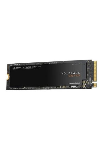 WD_BLACK WD BLACK SN750 NVMe SSD »Innovative NV...