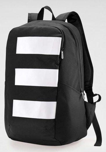 adidas Sportrucksack »T4 PARKHOOD 3 STRIPES BACKPACK«