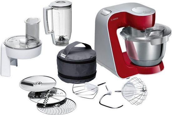 BOSCH Küchenmaschine CreationLine MUM58720, 1000 W, 3,9 l Schüssel