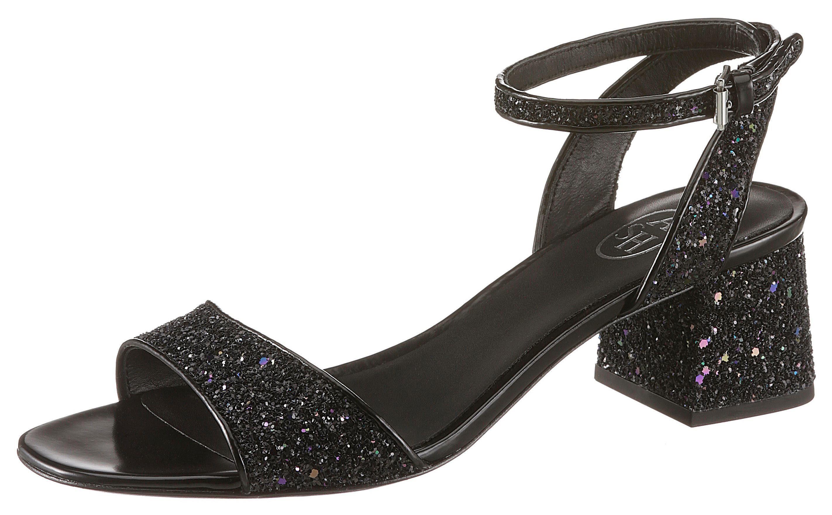 Im »iris« Sandalette Online Glitterlook Ash Kaufen 0knOP8wNX