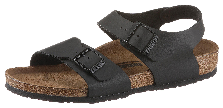 Birkenstock »NEW YORK« Sandale in Schuhweite schmal, mit Schnallenverschlüsse online kaufen | OTTO