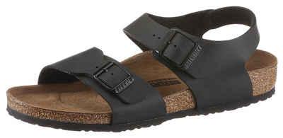 Birkenstock »NEW YORK« Sandale in Schuhweite schmal, mit Schnallenverschlüsse